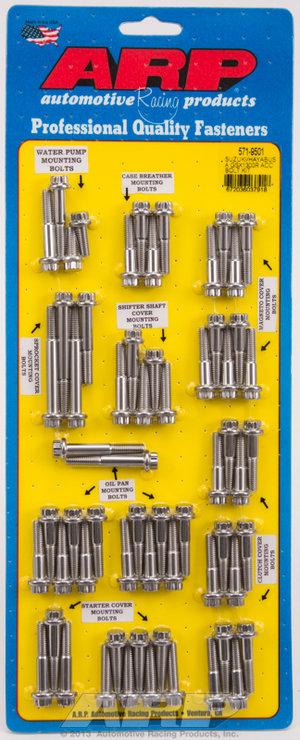 ARP Suzuki/Hayabusa GSX1300R SS 12pt accessory bolt kit 5719501