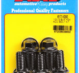 ARP 1/2-13 x 1.000 hex black oxide bolts 6171000