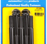 ARP 1/2-13 x 3.250 hex black oxide bolts 6173250