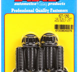 ARP 1/2-13 x 1.250 12pt black oxide bolts 6271250