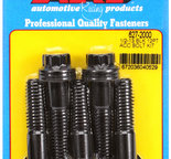 ARP 1/2-13 x 2.000 12pt black oxide bolts 6272000