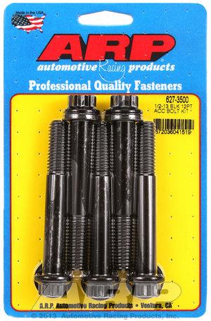 ARP 1/2-13 x 3.500 12pt black oxide bolts 6273500