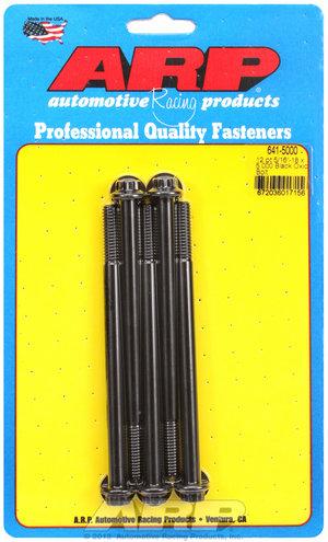 ARP 5/16-18 x 5.000 12pt black oxide bolts 6415000