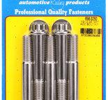 ARP 1/2-13 x 3.250 12pt SS bolts 6563250