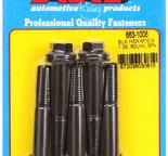 ARP M10 x 1.25 x 60  hex black oxide bolts 6631008