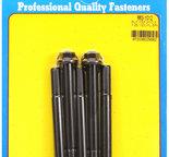 ARP M10 x 1.25 x 100 hex black oxide bolts 6631012