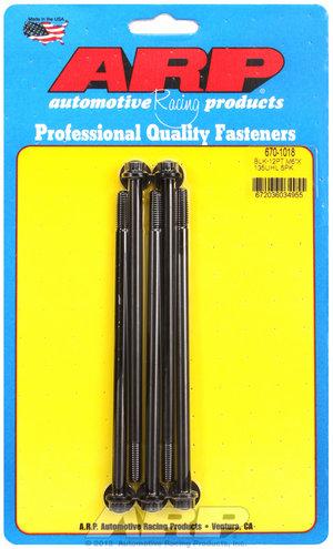 ARP M6 x 1.00 x 135 12pt black oxide bolts 6701018