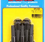 ARP M10 x 1.25 x 40 12pt black oxide bolts 6731005
