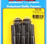 ARP M10 x 1.25 x 45 12pt black oxide bolts 6731006