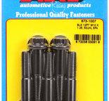 ARP M10 x 1.25 x 50 12pt black oxide bolts 6731007