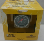 "Autometer Gauge, Water Temp, 2 1/16"", 60-140şC, Mechanical, Sport-Comp 3341-M"