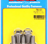 ARP M10 x 1.25 x 20 hex SS bolts 7631001