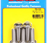 ARP M10 x 1.25 x 30 hex SS bolts 7631003