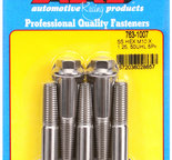 ARP M10 x 1.25 x 50 hex SS bolts 7631007