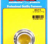 ARP -12 female O ring aluminum weld bung 8008115